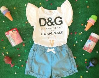 D&G kids Tee