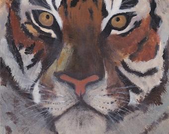 Tiger (Print)