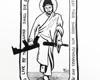 Sketch for Lent Original Pieces