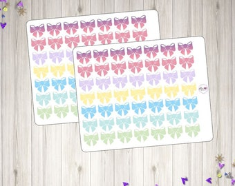 Spring Inspired Bows