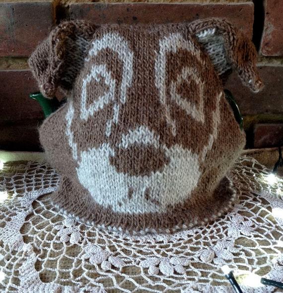 Tea cosy knitting pattern, pdf, knitting patterns, knitting, tea ...