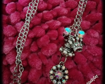 Crown Jewel Necklace
