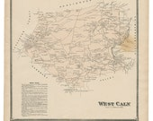 West Caln, PA Witmer 1873...