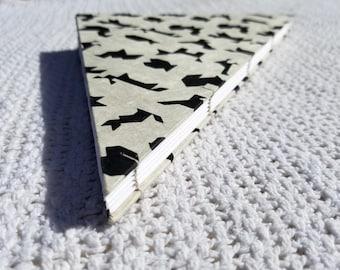 Triangle Origami Notebook