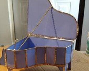 Baby Grand Piano Jewelry box