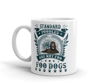 Foo Foo Poodle Mug