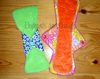 Soft Top CSP Ultra Stars / Sanitary pad ITH Embroidery design file