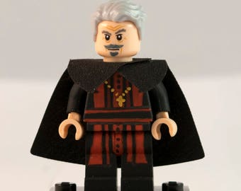 Cardinal Richelieu Custom Lego Minifigure