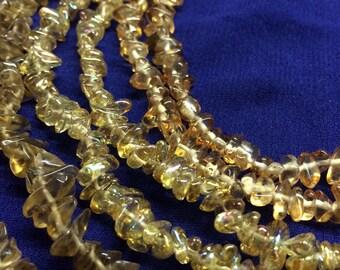 Iridescent Taupe, Honey Colored Glass Bead Mix, Handmade Jewelry, Art & Crafting beads