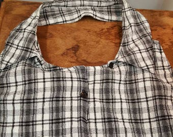 dignified leakproof garment protector, custom made, adult bib, child bib, gift, senior, shut in, large variery of styles