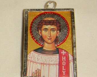 St Stephan Pendant inv1650
