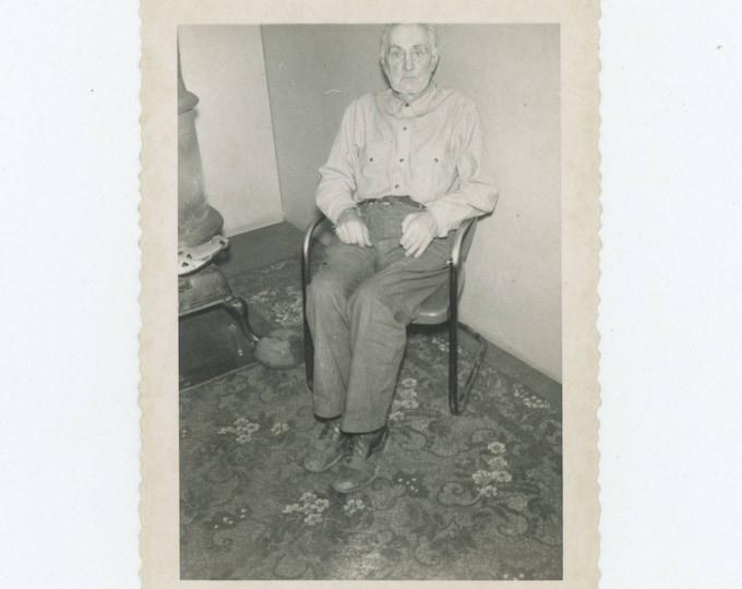 Vintage Snapshot Photo: Perry (712627)