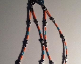 Native american hair accessory.