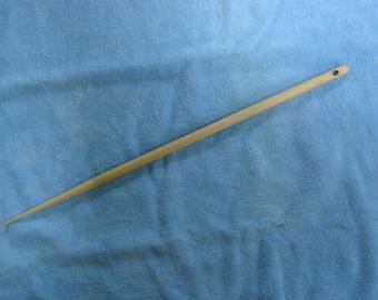 Lost Pond Looms Wooden Weaving Needle for Loom Weaving