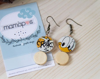 Mickey Mouse Earrings Limited Edition