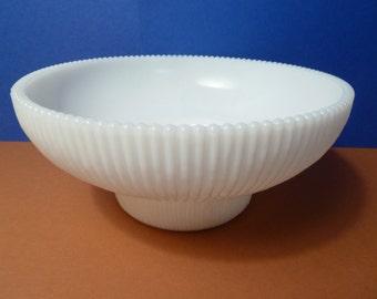 Hoosier Glass #4054, Pedestal Bowl