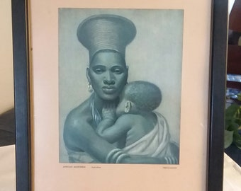 African Madonna (South Africa)
