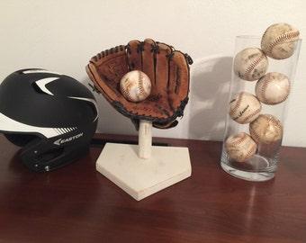 Baseball Glove Holder Display