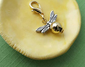 The Final Snitch planner charm