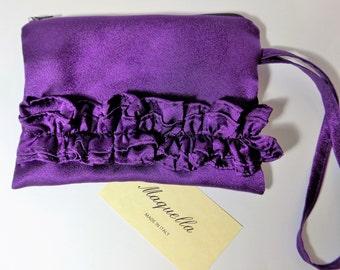 Wedding clutch bag, bridesmaid clutch bag, wrist bags, New Year handbag, small bag, dress,