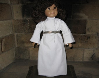 Princess Leia from Star Wars for American Girl Dolls
