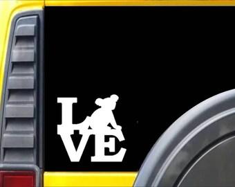 Koala Love Window Decal Sticker *F174*