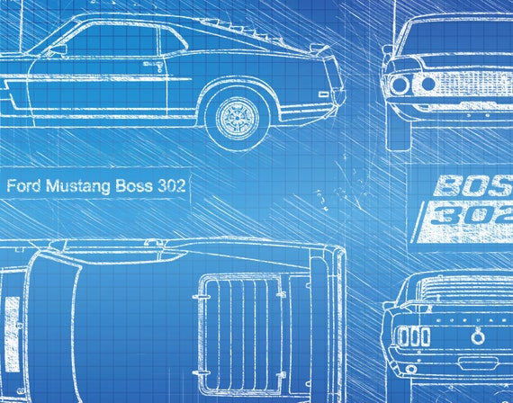 Ford mustang boss 302 1969 da vinci sketch mustang artwork ford mustang boss 302 1969 da vinci sketch mustang artwork blueprint patent prints posters mustang decor art car art cars 266 malvernweather Image collections