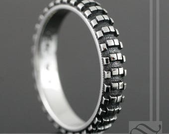 motocross titanium by buzz bike shop type rings wedding tire dirt