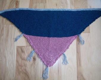 Spanish Style Lace Shawl