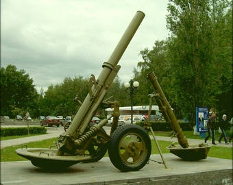 Poster, Many Sizes Available; 160Mm Mortar M1943 003