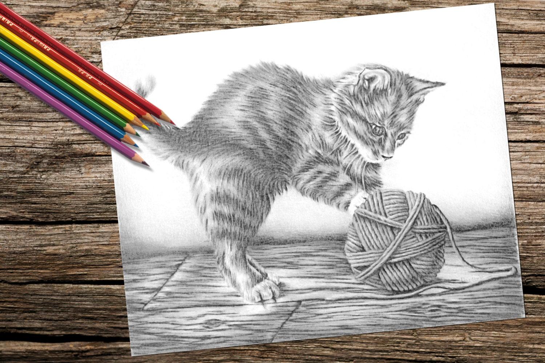 Para colorear para adultos para imprimir colorear página