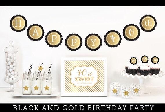 40th Birthday Party Decorations 40th Birthday Decorations