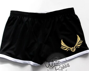 Harry Potter Active Shorts HP inspired fitness running athletic gym short