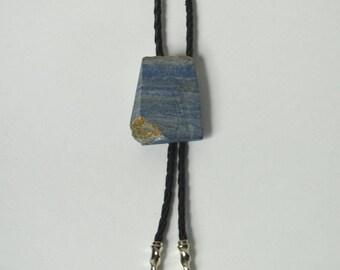 Lapis Lazuli Bolo Tie