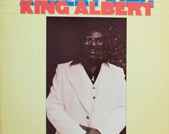 Albert King King Albert Original 1977 Funk Electric Vintage Vinyl Record Album LP