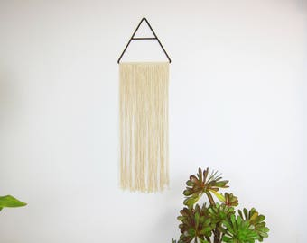 Explore glyph wall hanging - Macrame - Weaving wall hanging - Home Decor