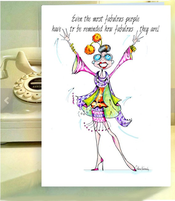 Funny woman birthday cards funny birthday card women like this item bookmarktalkfo Images