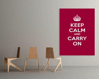 Keep Calm Decal, keep calm, keep calm sticker, keep calm and, keep calm decals, carry on decal, custom keep calm, keep calm carry on
