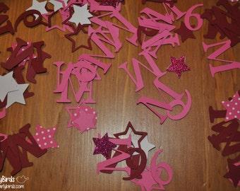 Birthday Girl Confetti
