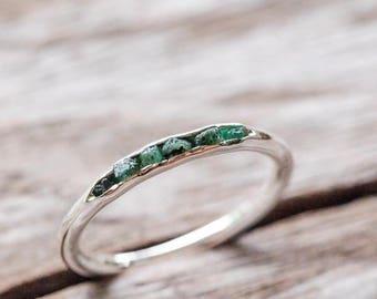 Emerald Ring // Hidden Gems