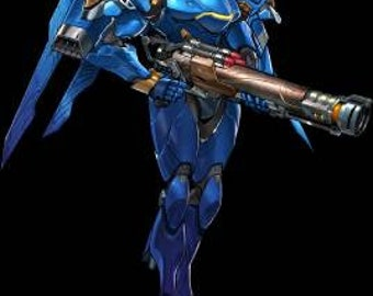 Pharah armor overwatch