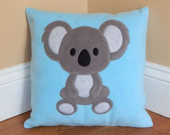 Koala Bear Pillow ~ Boy