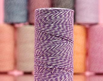 Purple Baker's Twine - 20 Yards