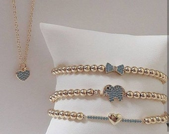 Gold Filled Matching Jewelry Set