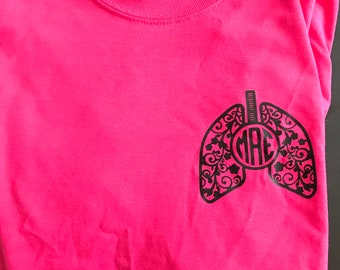 Monogram Lung Tee Shirt