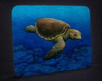 Loggerhead Turtle Cutting Board