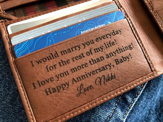 St anniversary gift one year anniversary gift for husband