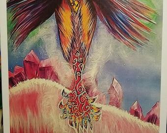 Lady Phoenix Rising