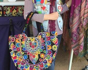 Colorful Paisley Bag
