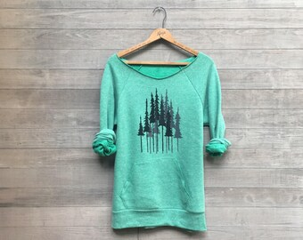 and into the forest i go Hiking Shirt, Camping Top and Gift for a Nature Lover